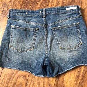 Anthropologie Jean shorts